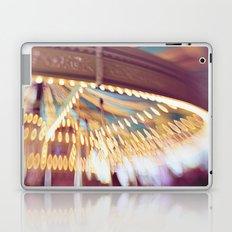 Pink Carousel Laptop & iPad Skin