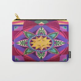 Blooming Metatron Carry-All Pouch
