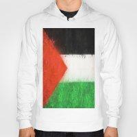 palestine Hoodies featuring Palestine by 2b2dornot2b