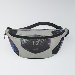 DUNGEON DICE Fanny Pack