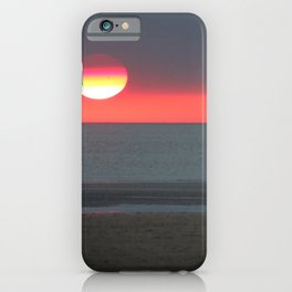 Mercury at Sunset iPhone Case