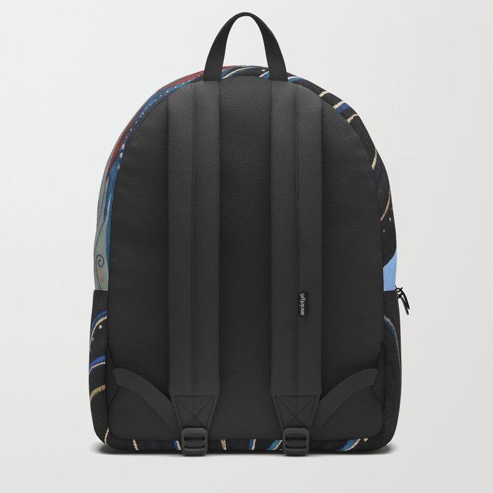 Track 30: In Blue Backpack