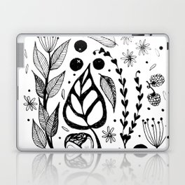 Gamine Laptop & iPad Skin
