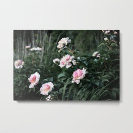in the garden i wait Metal Print