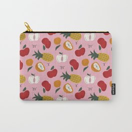 Cute healthy tropical Fruit Pattern Gift Carry-All Pouch