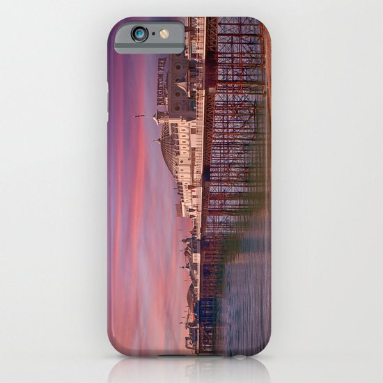 Brighton Pier Sunrise iPhone & iPod Case