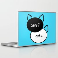 the fault in our stars Laptop & iPad Skins featuring The Fault In Our Stars  by Urban Exclaim Co.