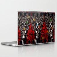 sheep Laptop & iPad Skins featuring SHEEP by AKIKO