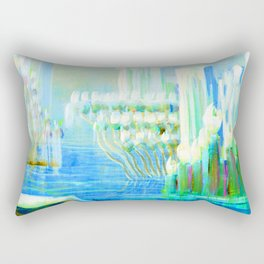 Ciurlionis Creation of the World VI Rectangular Pillow
