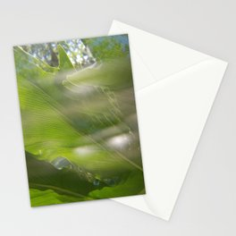 Through the breeze Stationery Cards