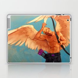 is this wings oh my god i HATE MAGIC Laptop & iPad Skin