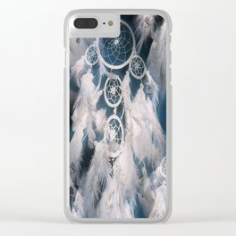 Pure Dreams Clear iPhone Case