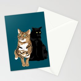 Gingerbread and Niles Stationery Cards