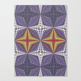 Wart Mandala Canvas Print