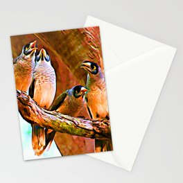 Morning Chorus Stationery Cards