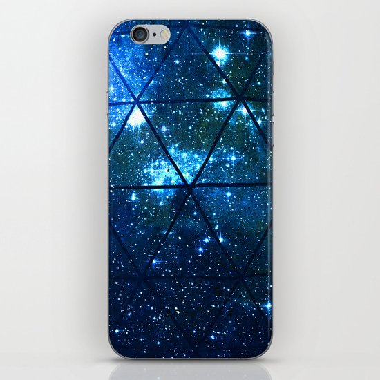 Star Geodesic iPhone & iPod Skin