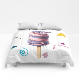 Sausage Dog Summer Flavour Comforters