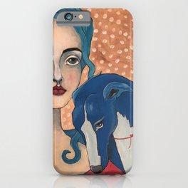 Izzy and Iggy iPhone Case