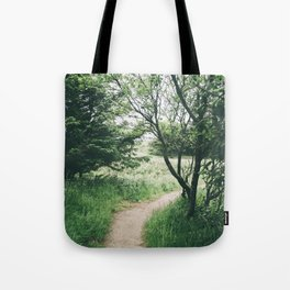 Happy Trails IX Tote Bag