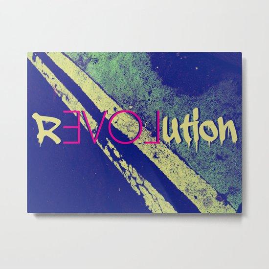 Revolutionary Road  Metal Print