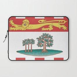 flag of prince edward island 2 -pei,islander,Charlottetown Laptop Sleeve