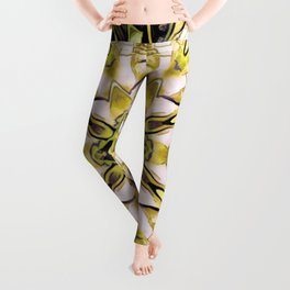 The Abstract Visionary Leggings