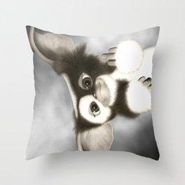 F*** OFF GIZMO Throw Pillow