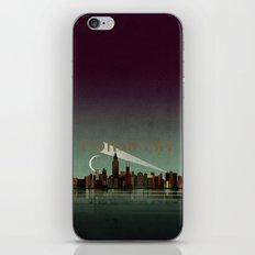 Gotham City iPhone & iPod Skin