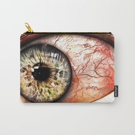 Bloodshot Carry-All Pouch