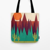 arizona Tote Bags featuring Arizona by Kakel