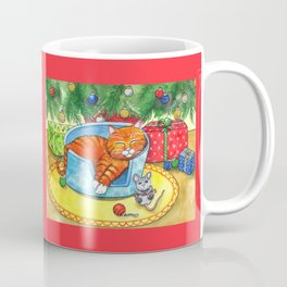 Not a Creature was Stirring Coffee Mug