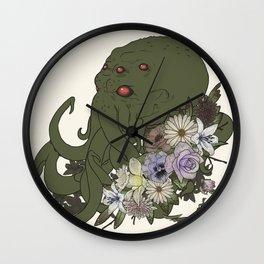Edlritch II Wall Clock