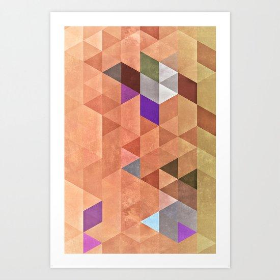 byrdy Art Print