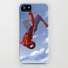 Web Head iPhone (5, 5s) Slim Case