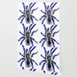 Tarantula Blue Wallpaper