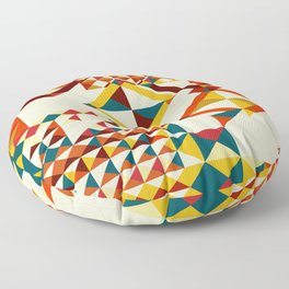 Playing puzzle Floor Pillow