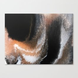 Copper Whirlwind Canvas Print