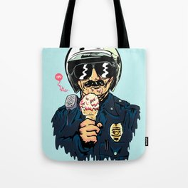 Oh Officer! Tote Bag