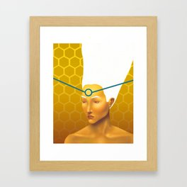 Queen III Framed Art Print