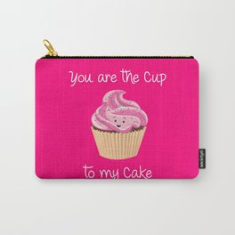 My cupcake - Pink version Carry-All Pouch