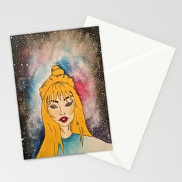 Star GURL Stationery Cards