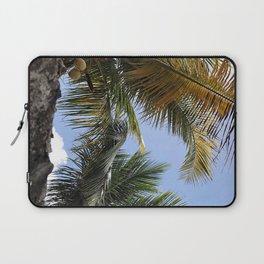 Coconut & Palm Trees Laptop Sleeve