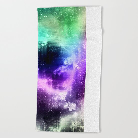 α Crux Beach Towel