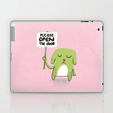 Open the Door Laptop & iPad Skin