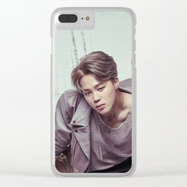 Park Ji Min / Jimin Clear iPhone Case