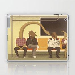 Dino Subway Laptop & iPad Skin