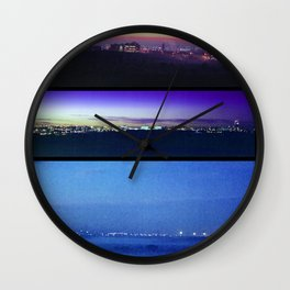 Mara 04 Wall Clock