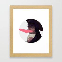 Interfere Much? Framed Art Print