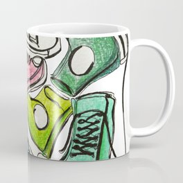 Sneaker Party Coffee Mug