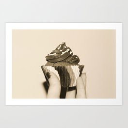 cussy1 Art Print